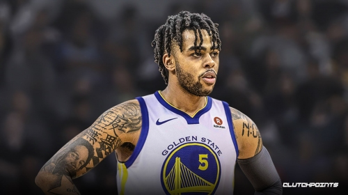 Executive says idea Golden State got D'Angelo Russell to trade him 'is stupidest thing' he has ever heard