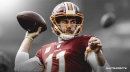 Redskins' Alex Smith has been closely working with team's QBs