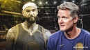 Warriors coach Steve Kerr intends to use Willie Cauley-Stein in same role as JaVale McGee