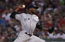 Domingo German and the Yankee offense lead the way, win in Boston 9-6