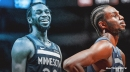 Anonymous exec doesn't believe Timberwolves' Andrew Wiggins is untradeable