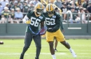Cheese Curds, 7/29: Rashan Gary & Manny Wilkins are impressing Packers in different ways