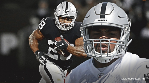 Raiders video: Doug Martin says there's 'something special brewing' with this Oakland squad