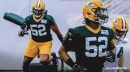 Packers news: Mike Pettine gushes over rookie Rashan Gary