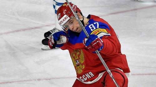 Devils acquire KHL star Nikita Gusev from Golden Knights