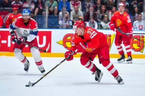 New Jersey Devils Trade For Nikita Gusev