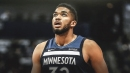 NBA exec says teams will start 'circling' around Timberwolves' Karl-Anthony Towns after a 'couple more years of losing'