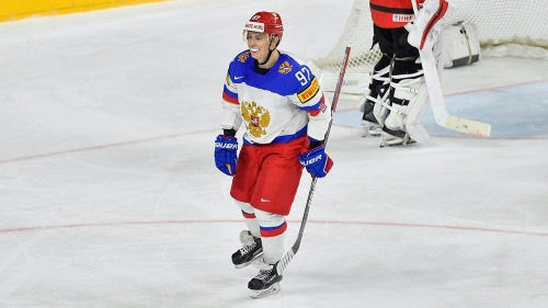 Devils ink newly-acquired forward Nikita Gusev to two-year deal