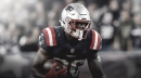 Patriots are taking it easy with Sony Michel's knee