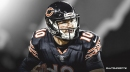 Mitchell Trubisky welcomes the challenge of facing Bears defense every day