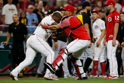 Yasiel Puig says goodbye to Cincinnati Reds, looks forward to playing for Cleveland Indians
