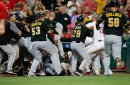 Chris Archer doesn't fare well in latest brawl between Cincinnati Reds, Pittsburgh Pirates