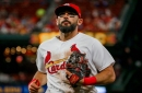 Cards notebook: Carpenter, now 0 for 21 on rehab, joins Ozuna in Memphis
