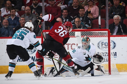 Arizona Coyotes: Christian Fischer on the Bubble