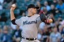 MLB Trade Deadline: Rays acquire RHP's Nick Anderson, Trevor Richards from the Miami Marlins for OF Jesus Sanchez, RHP Ryne Stanek