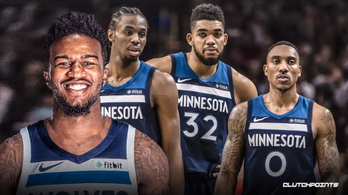 Jordan Bell wants to take charge of defense for Timberwolves