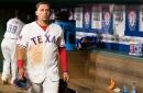Rangers to designate Asdrubal Cabrera,Tim Federowicz for assignment; recall Isiah Kiner-Falefa, Jose Trevino