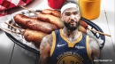 Warriors' Willie Cauley-Stein admits eating corn dogs is his weird pre-game ritual