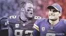 Vikings QB Kirk Cousins' trust level throwing to Kyle Rudolph when covered is improving