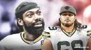 Packers tackle David Bakhtiari appreciates the competition of facing Za'Darius Smith in practice
