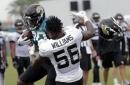 Jaguars rookie LB Williams out 4-6 weeks with knee injury