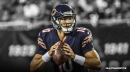 Bears QB Mitchell Trubisky finds it 'funny' that people mention him in the MVP conversation