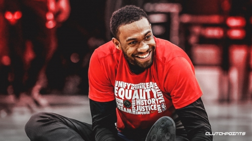 Hawks forward Jabari Parker says winning is 'definitely the No. 1 thing on my list'