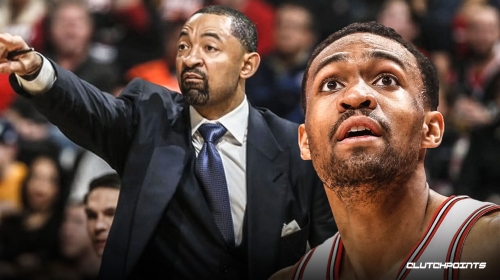 Hawks' Jabari Parker says ex-NBA vet Juwan Howard had a big impact on him growing up