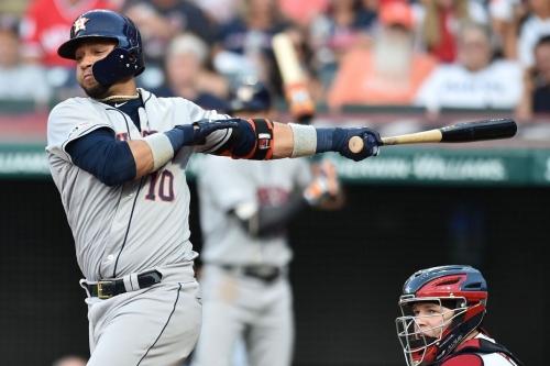 Game Thread 111, August 1st, 2019, 6:10 CDT, Astros vs Indians