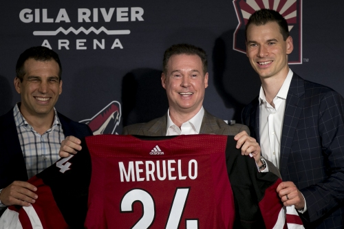Arizona Coyotes have another new owner, but Alex Meruelo might be different than the rest