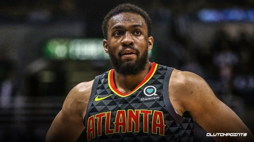 Jabari Parker focusing on health, wants to play in all 82 regular-season games with Hawks