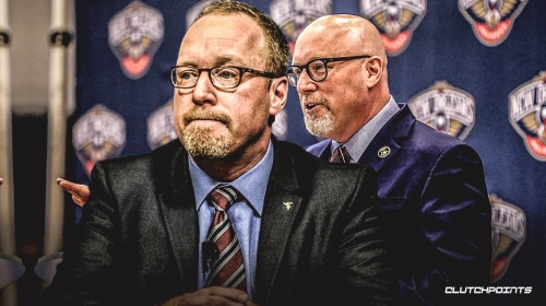 David Griffin expects Pelicans to be buyers during the trade deadline