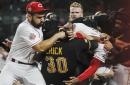Pirates-Reds brawl: Keone Kela, Clint Hurdle among those suspended