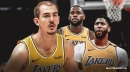Alex Caruso expected to get more minutes, know Lakers have title chance with LeBron James, Anthony Davis