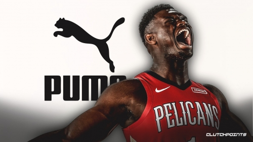 Puma offered Pelicans' Zion Williamson $18 million per year deal