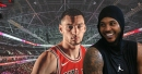 Bulls' Zach LaVine comes to defense of 'baddest dude' Carmelo Anthony