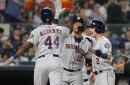 Sweeeeeeeeeeeeeeeep. Astros take Player of the Month, Pitcher of the Month, Rookie of the Month