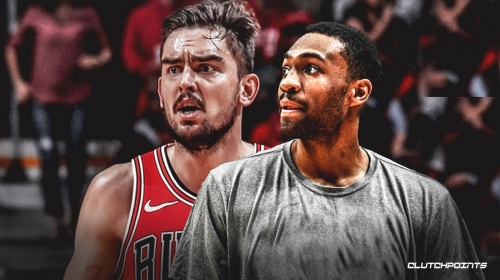 Bulls news: Jabari Parker says new Bulls guard Tomas Satoransky is 'very underrated'