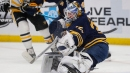 Sabres re-sign goalie Linus Ullmark to one-year contract
