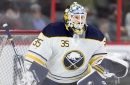 Linus Ullmark Re-Signs With Buffalo Sabres
