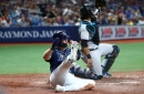 MIA 6, TB 8; Home run ball derails Marlins in battle of the sunshine state
