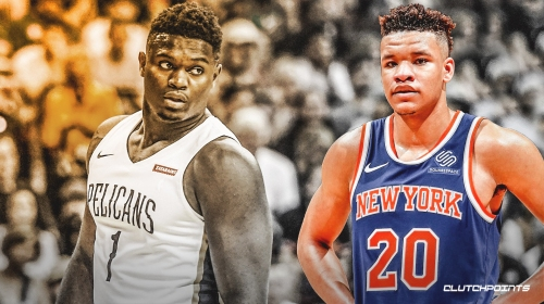 Knicks' Kevin Knox opens up about Summer League matchup with Zion Williamson