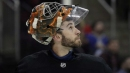 Flames' Cam Talbot talks 'perfect storm' in final season with Oilers