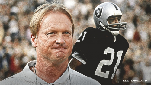 Raiders video: Jon Gruden remembers Cliff Branch as being 'always upbeat'