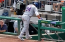Mets put Robinson Cano back on injured list with hamstring strain