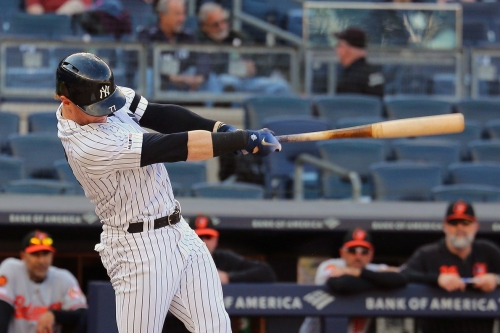 Clint Frazier should be the Yankees' everyday left fielder, but next year