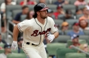 Charlie Culberson starts at short for Braves against Twins