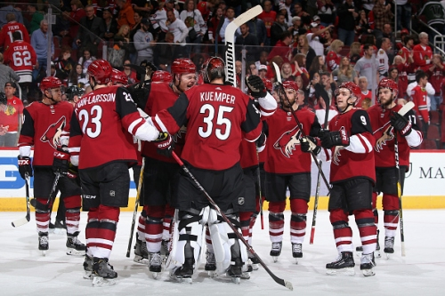 Arizona Coyotes: New Ownership Vow For Success