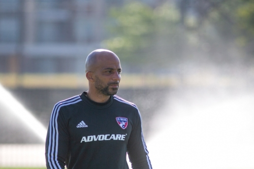 Competitive, confident and borderline arrogant: Inside longtime pro Peter Luccin's role as mentor with FC Dallas