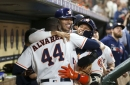 Astros 11, Rockies 6: Astros bats simply too much for the Rockies